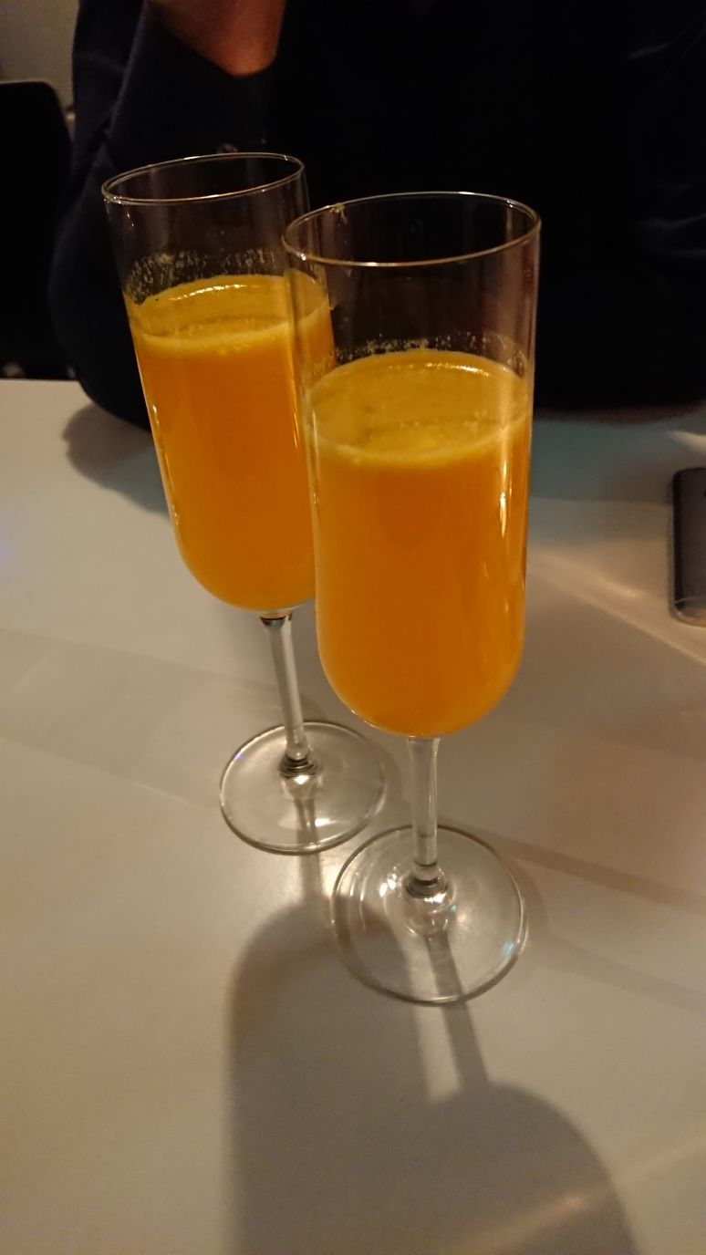 A welcome Mimosa